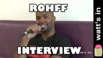 Rohff : Rohff Game Interview Exclu