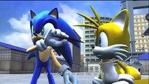 Sonic the Hedgehog (2006): 24 - Knuckles bringt Eggmans Brief - German Fandub