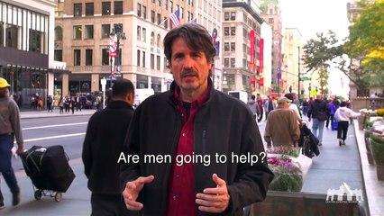 Que se passe-t-il quand une femme ivre parle à des hommes ?