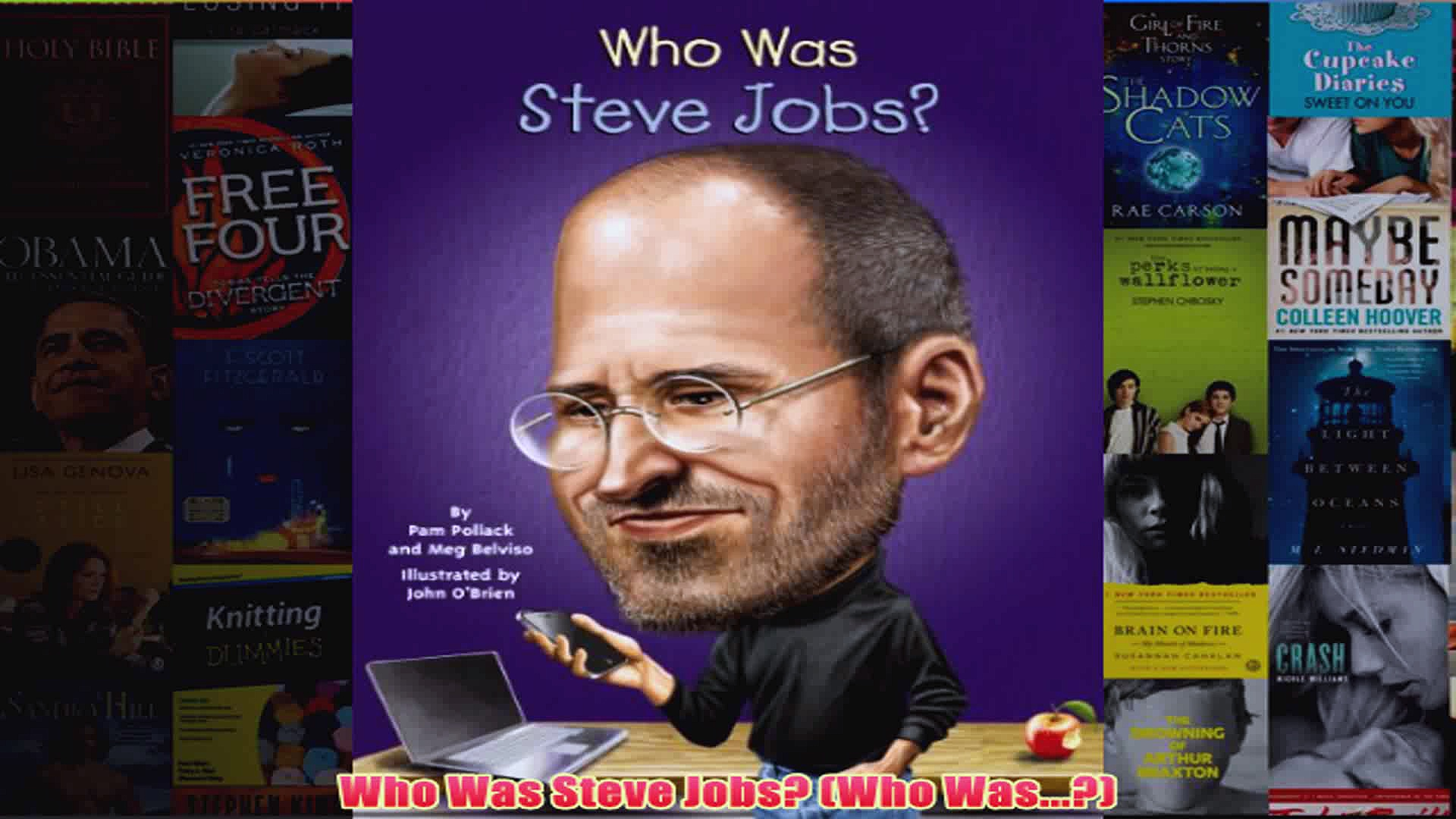 Who Was Steve Jobs Who Was