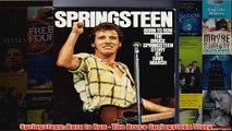 Springsteen Born to Run  The Bruce Springsteen Story