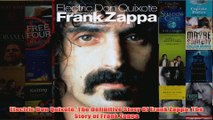 Electric Don Quixote The Definitive Story Of Frank Zappa The Story of Frank Zappa