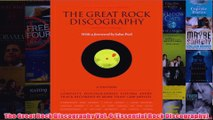 The Great Rock Discography Vol 6 Essential Rock Discography