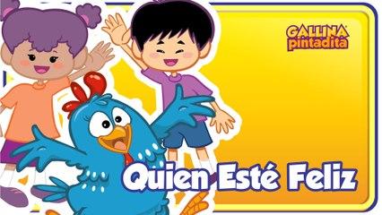 Quien Esté Feliz - Gallina Pintadita 1 - OFICIAL - Lottie Dottie Chicken Español