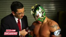 Raw highlights Kalisto dreams big and comes out US Champion Raw January 11, 2016