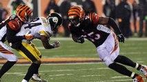 NFL suspends Bengals' Vontaze Burfict