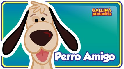 PERRO AMIGO - Gallina Pintadita 2 OFICIAL - Español