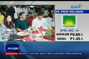 Saksi: Duterte à Roxas, nagbanta ng sampalan inclus sa nom isyu kung Wharton supérieures si Roxas