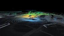 Ford Fusion Autonomous Hybrid Snow Testing Feature