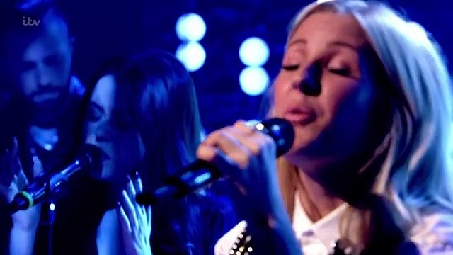 Ellie Goulding - Army [The Jonathan Ross Show]