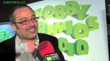 Paco Delgado habla del 25 Aniversario de Micromania en HobbyNews.es