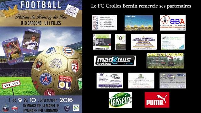 Les U10 du FC Crolles Bernin au Plateau des Reines et des Rois