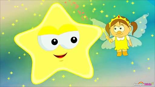 Star Light Star Bright – Nursery Rhyme