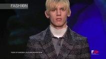 TIGER OF SWEDEN London Fashion Week Fall Winter 2016 by Fashion Channel