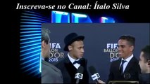 Neymar Elogia Brasileiro Wendell Lira_ Vencedor do Prêmio Puskas  2015