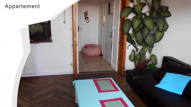 A vendre - appartement - Nice (06100) (06100) - 3 pièces - 53m²