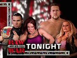Matt Hardy and Lita (w/ Jeff Hardy) vs. Big Show and Trish Stratus