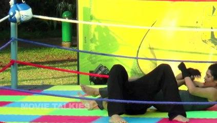 Saala Khadoos Woman Boxer Behind the scenes