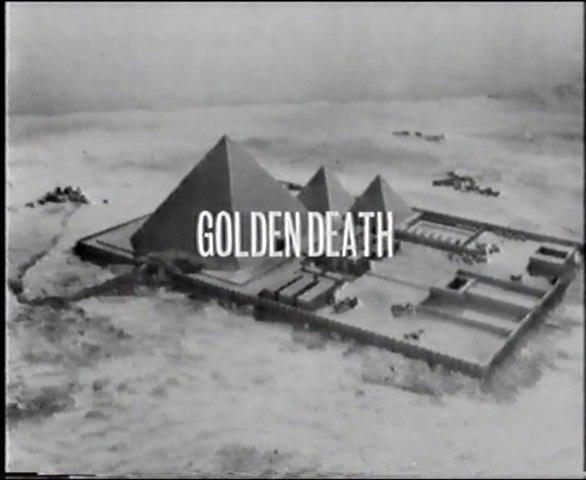Loose Cannon The Daleks Master Plan Episode 9 Golden Death LC20