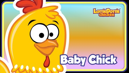 BABY CHICK - Song for kids, babies and children - Nursery Rhymes Music