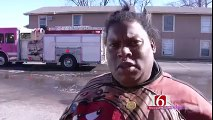 Casa Linda Apartments interview - Its Poppin! Ah man, the building is on fire! Michelle Dobyne