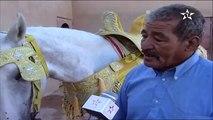 شاهد ماذا فعلت الأميرة المغربية وهي تركب الحصان