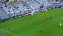 Goal Jaroslav Plasil - Bordeaux 1 - 0 Lorient - 12-01-2016
