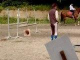 saut avec Pouille