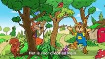 Doe de Koos Move - Koos Konijn (kinderliedjes met tekst)