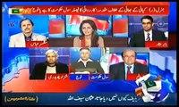 Interesting conversation between Hassan Nisar and Ayesha Baksh on DHA corruption scandal