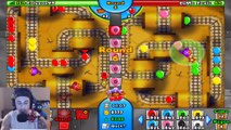 Bloons TD Battles - HOW TO WIN IN UNDER A MINUTE! - BTD Battles SPEED VICTORYS!