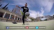 Entrenando Futbol Freestyle Football Skills - Trucos, Videos y Jugadas de Futbol