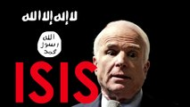 Mad Dog McCains Confab with ISIS Webster Tarpley (World Crisis Radio 8/30/2014)