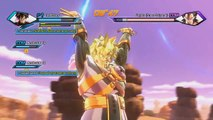 Dragon Ball Z: What Great Apes Gameplay is Better? Dragon Ball Xenoverse or DBZ Budokai Te