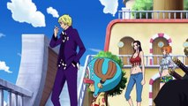 One Piece - Straw Hats vs Marines