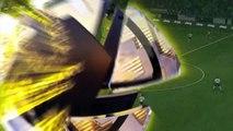 PES 2016 New Gameplay BRAZIL VS FRANCE Demo Pro Evolution 2016 Demo Gameplay | Xbox One/ P