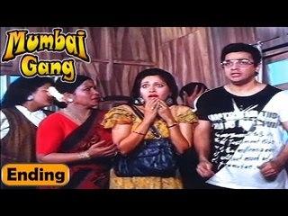 Mumbai Gang Movie   Ending