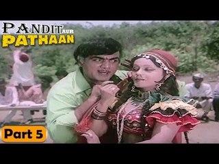 Pandit Aur Pathan  Movie   Part 5