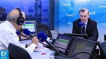 Reprise, croissance et taux d'intérêts : François Villeroy de Galhau répond aux questions de Jean-Pierre Elkabbach