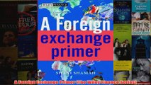 A Foreign Exchange Primer The Wiley Finance Series