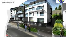 A vendre - Appartement - Wiltz - 2 pièces - 84m²