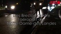 Brest : manifestation d'opposants à l'aéroport de Notre-Dame-des-Landes