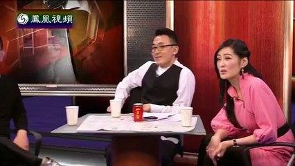 20141208 锵锵三人行  窦文涛:侯德健一卦算出台湾国民党大选形势