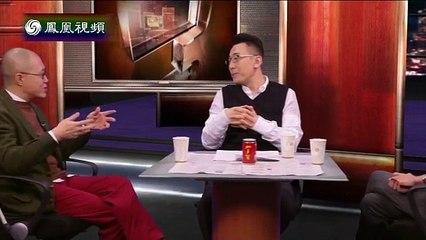 20141230 锵锵三人行 徐静蕾:饱腹感比较慢 曾经吃吐过很多次