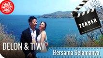 Delon Feat Tiwi Sakuramoto - Teaser Video Klip Bersama Selamanya - Nagaswara