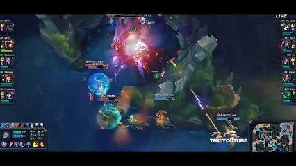 Archie (Boba Marines) dùng Morgana cướp Baron | BM vs BKT | King of SEA