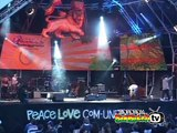 NICO ROYALE & KALAFI inna showcase style @ Main Stage 2008