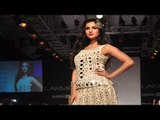 Sonal Chouhan Dazzles The Ramp | Lakme Fashion Week 2014