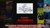 AutoArchitect  Autobiography of Gerald Palmer The Autobiography of Gerald Palmer
