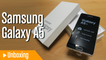 Unboxing Samsung Galaxy A5